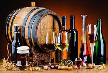 Précon Food - Een stap dichter bij etikettering van alcoholische dranken