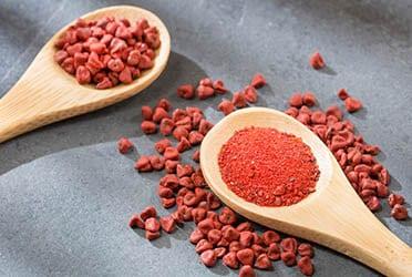 Précon Food - Nieuwe schrijfwijze op het etiket voor annatto